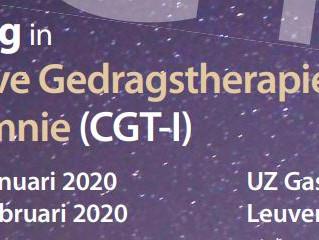 Formation : BASS Cursus - Thérapie cognitivo-comportementale insomnie - les 20 et 21.02.2020 - Leuve
