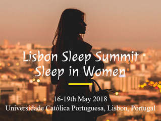 BIENTÔT - LISBON SLEEP SUMMIT - Sleep in Women - 16-19 mai 2018