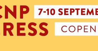 32e ECNP CONGRESS - du 07 au 10 septembre 2019 - Copenhagen - DANEMARK