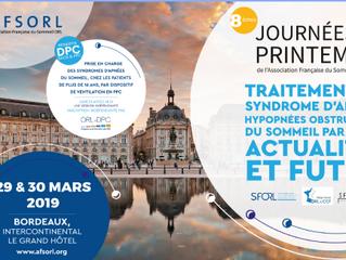 BIENTÔT - 8e journées AFSORL - 29 et 30 mars 2019 - Bordeaux