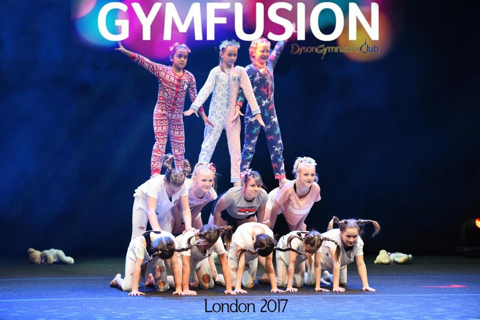 Gymfusion London