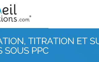 Formation : installation, titration et suivi des patients sous PPC