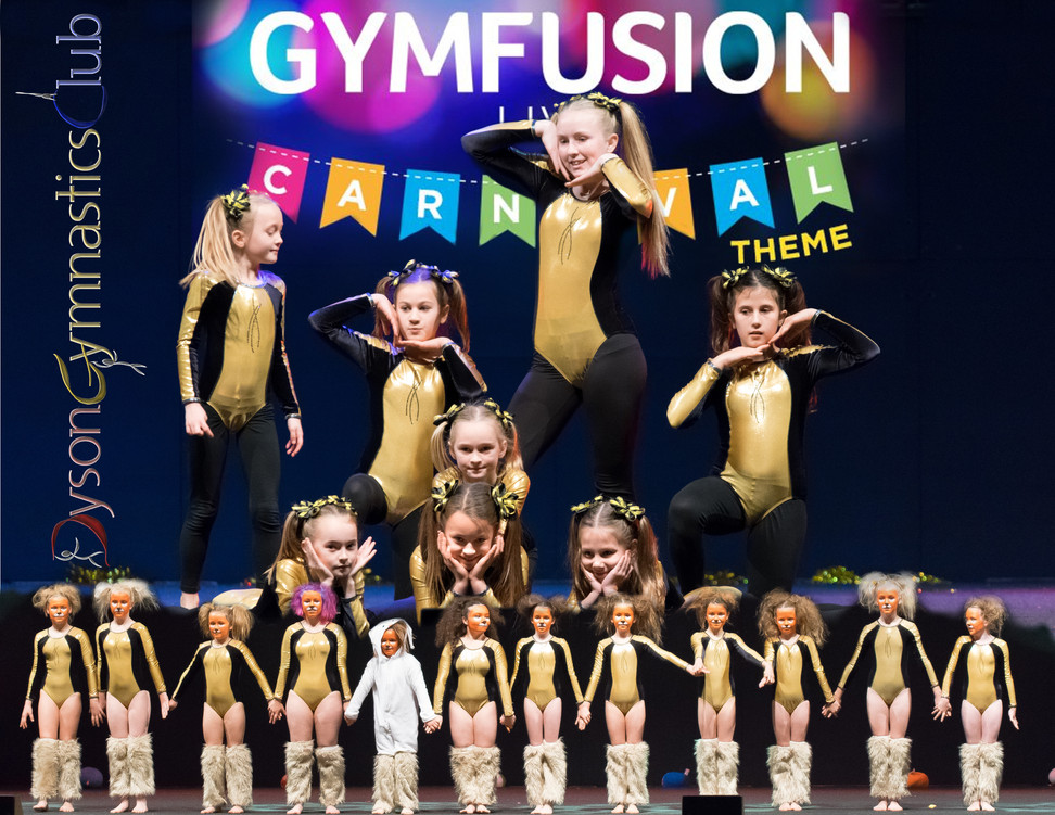 Gymfusion - Guildhall