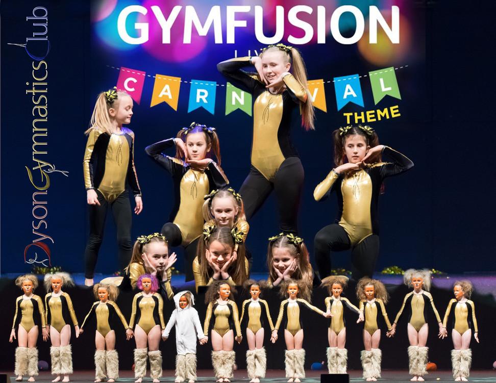 Gymfusion - Guildhall