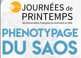BIENTÔT - 9e journées AFSORL - 27 et 28 mars 2020 - Montpellier