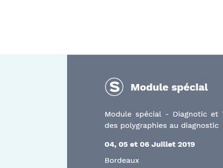 Formation : diagnostic et traitement de l'interprétation des PG - 04, 05 et 06 juillet 2019 - Bo