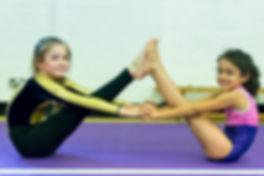 Dyson Gymnastics Sussex, Brighton and Hove