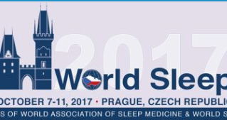 World Sleep Congress - Prague - 7-11 october 2017