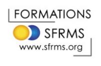 8 formations : au congrès SFRMS de Lille - 21 novembre 2018