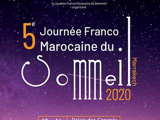 BIENTÔT - 5e JFMS - MARRAKECH - 12 au 15 mars 2020