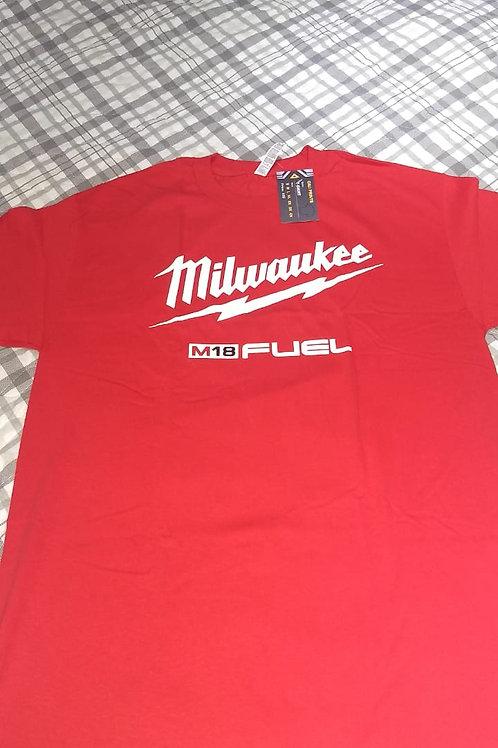 Camisa Milwaukee
