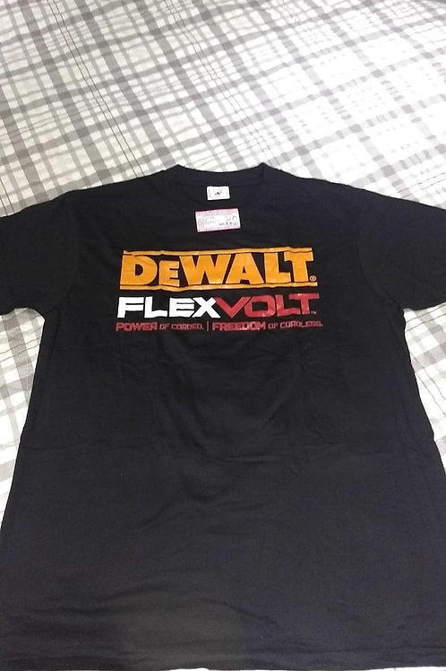 Camisa DeWALT FLEX VOLT