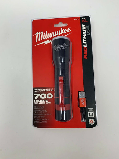 LANTERNA COM USB MILWAUKEE 2110-21