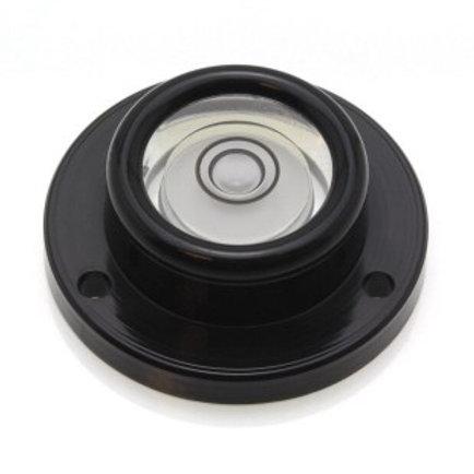 AVF26 – Plastic circular level, Ø26mm, clear liquid