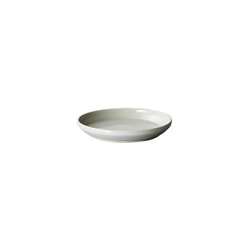 Kinto Rim plate 115mm, Earth grey