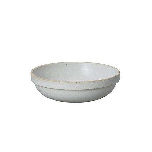 Hasami Porcelain Round Bowl 185 x 55, White