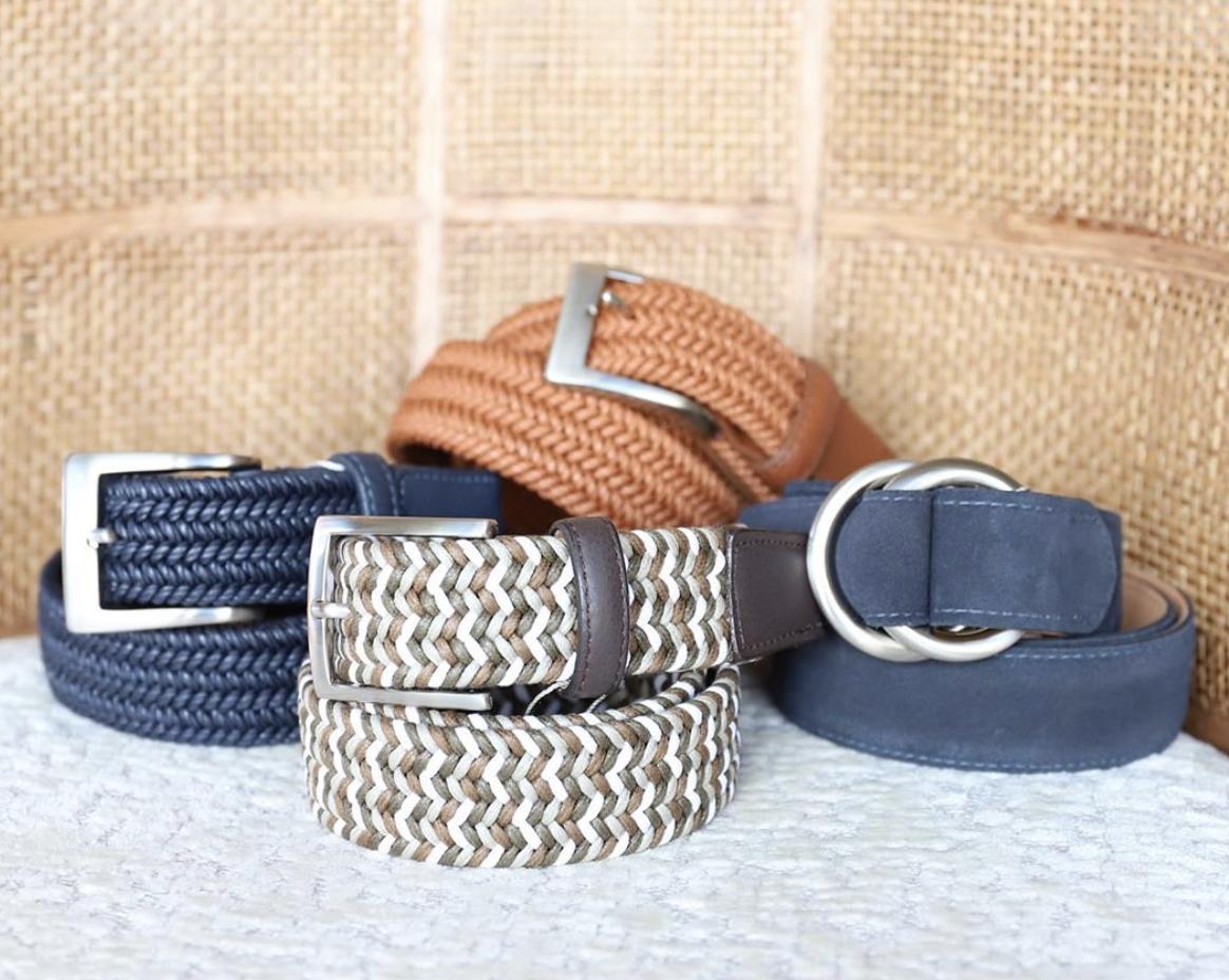 William Kleinberg Assorted Belts