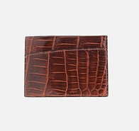 Zambezi Grace Crocodile Bi-Fold Card Cas