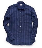 Hamilton Shirts Indigo Stripe.png