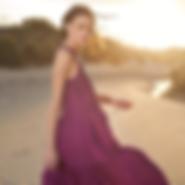 Antonelli Firenze Purple Dress.png
