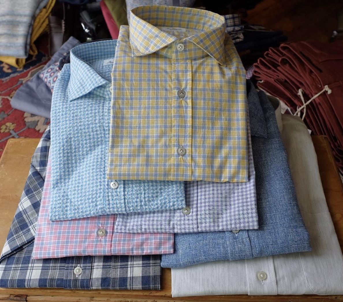 Giannetto Portofino Shirt Collection