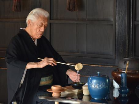 6月度例会「お茶会」創立60周年記念並びに平成28年度熊本地震復興記念献茶式
