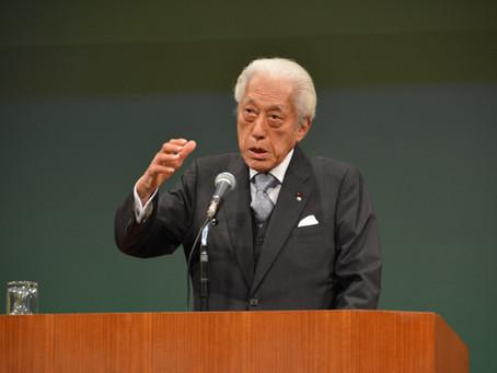 60周年記念講演会「継承~次世代へ伝えたい、日本人の心~」