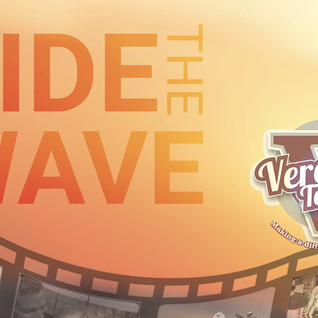 VeronaTogether presents RIDE THE WAVE!