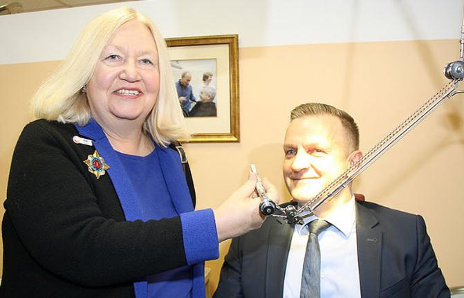 Вітання від Президента Всесвітньої федерації стоматологів Кетрін Келл