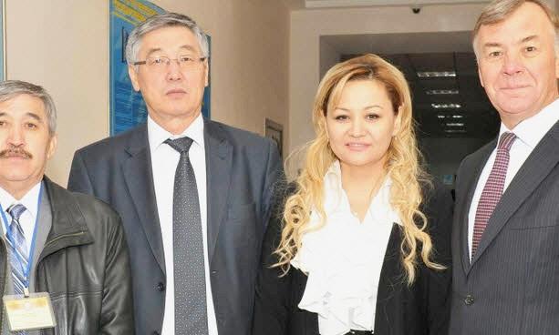 Поздравляем с пятилетним юбилеем организацию Единой Казахстанской Ассоциации стоматологов!