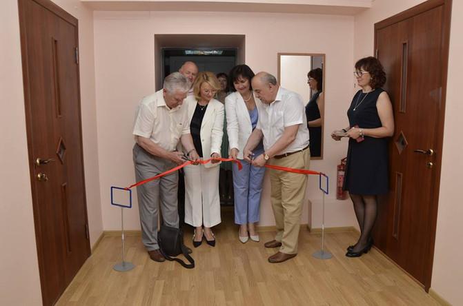 Відкриття головного офісу громадської організації «Асоціація стоматологів України»