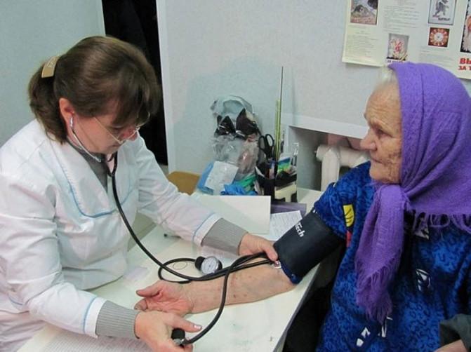 «Організація медичної допомоги в сільській місцевості», семінар-практикум