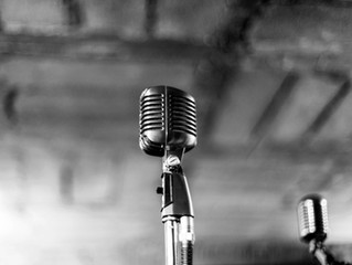 Mr. Blackman's Microphone Recommendation