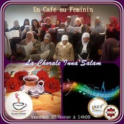Café au Féminin