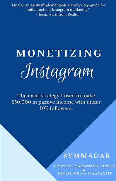 Monetizing Instagram Symmadar Ebook.png