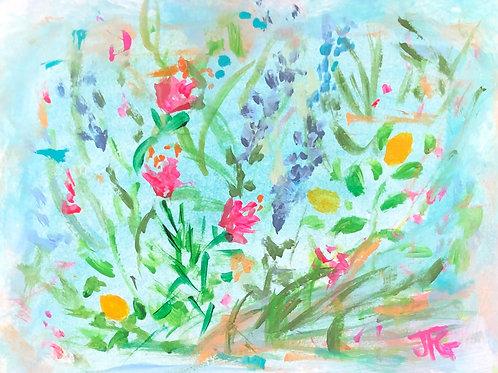 Fleurs no.11