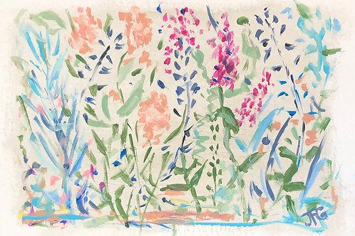 Fleurs no.4