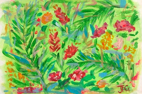 Fleurs no.17