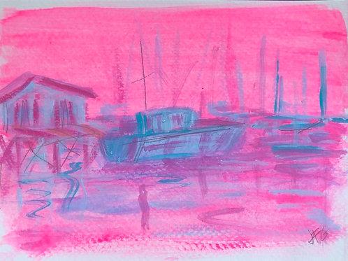 Pink Marina