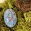 Thumbnail: Cherry Blossom Blue Wild Garden Egg