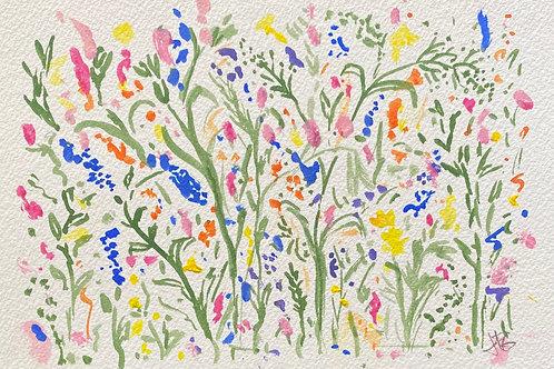 Wildflowers no.7