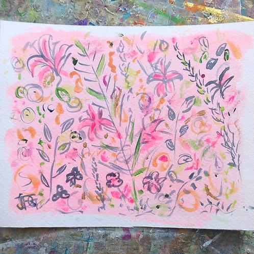 Fleurs no. 1