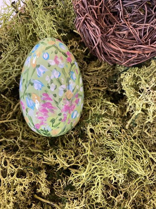Spring Green Mini Wild Garden Egg