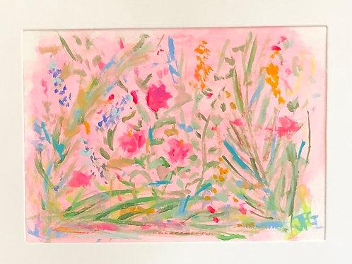 Fleurs no.9