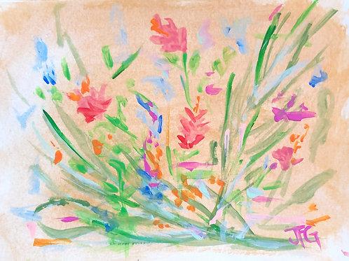 Fleurs no.21