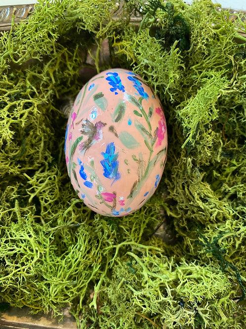 Pink Robin Wild Garden Egg