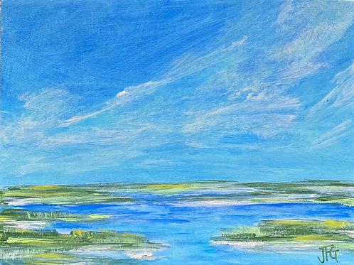 Blue Skies Aheas, no.3