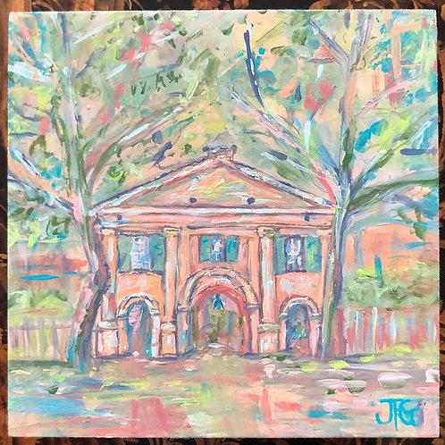 Porters Lodge, College of Charleston