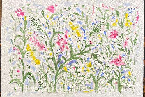 Wildflowers no.8