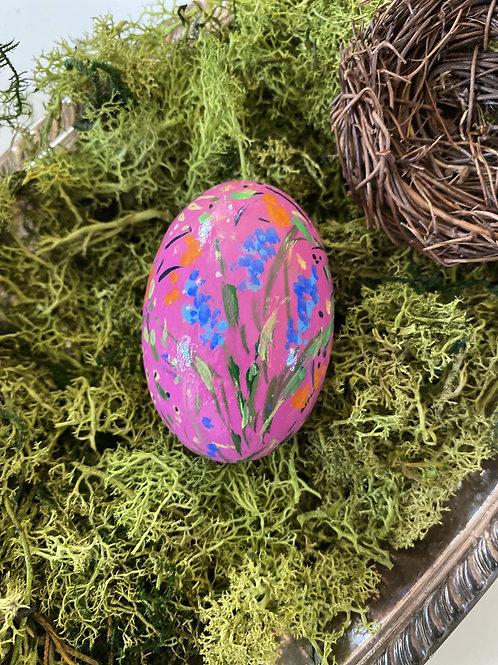 Fuchsia Wild Garden Egg